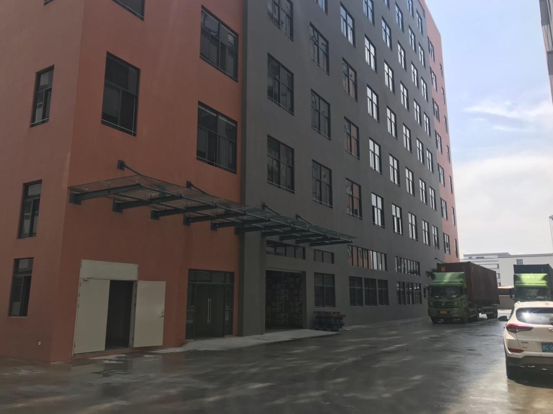 桥头镇重工业全新标准厂房可分层出租