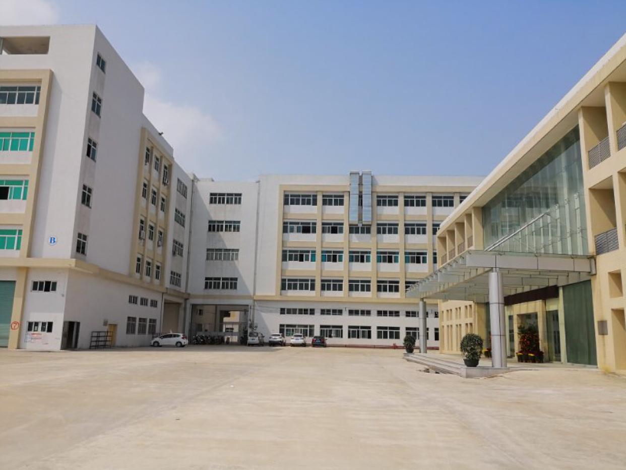 东莞沙田国有证厂房20亩建筑12000平方可报建3万平方