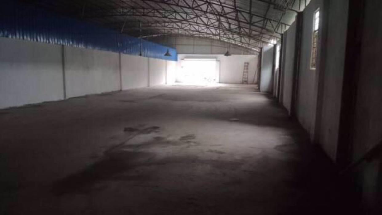 天河龙洞新出850方单一层仓库出租滴水5米可生产加工注册