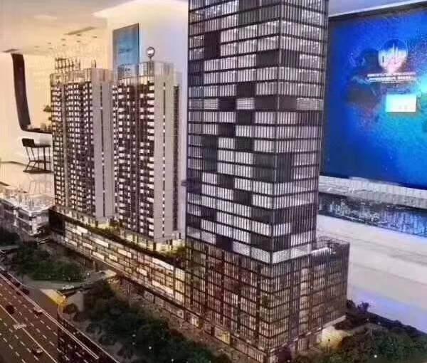 深圳高端大气上档次写字楼不限购,70年产权图片3