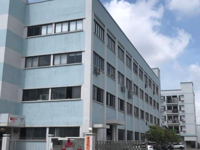 常平小独院国有证标准厂房,建筑5500平方空地有一千