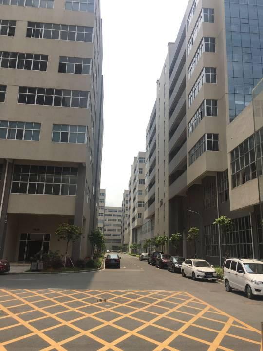 惠州常平建筑1000㎡国有证分层厂房出售
