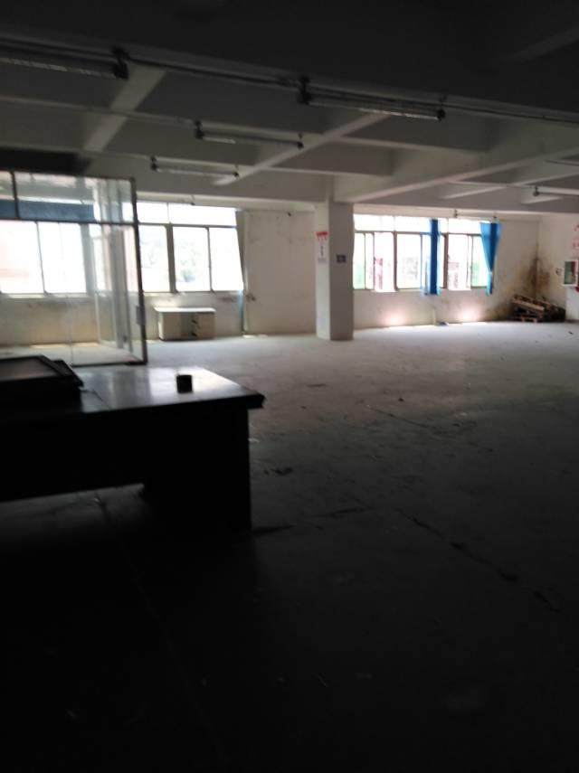 横岗六约一楼厂房500平厂房出租