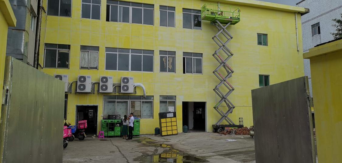 龙华地铁站附近新出楼上170平-1000平厂房