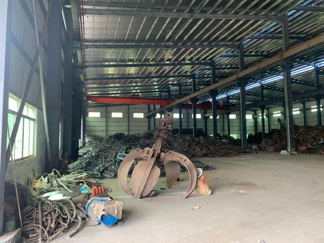 原房东钢结构厂房出租,面积5000价格18