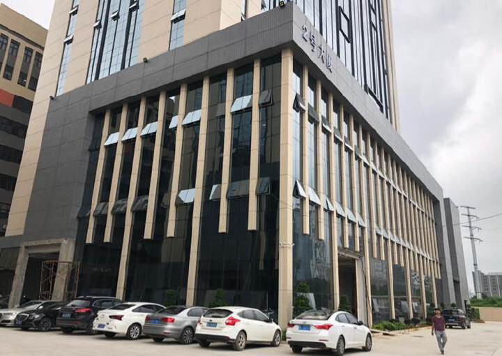 惠阳大亚湾独院大厦占地1.1万平建筑8.7万平写字楼出售图片3