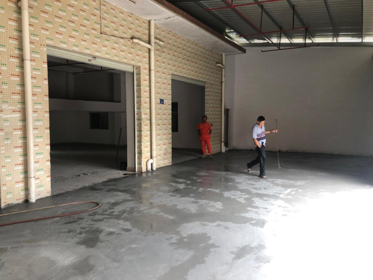 塘厦林村400平方米全新钢构独院厂房出租