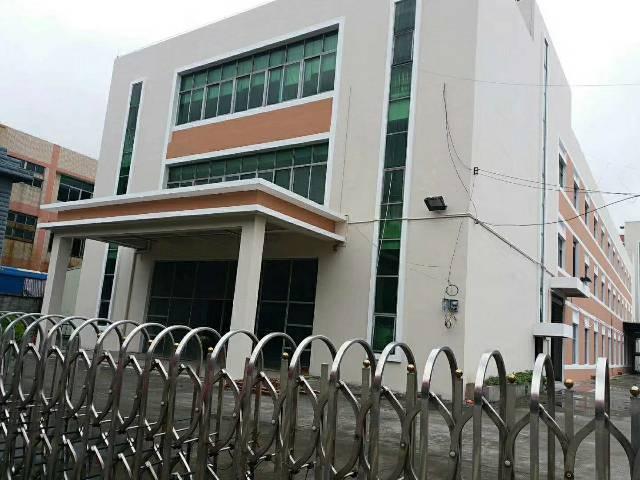 长安村委厂房3层1500平方,无公摊,价格超低,整租16元