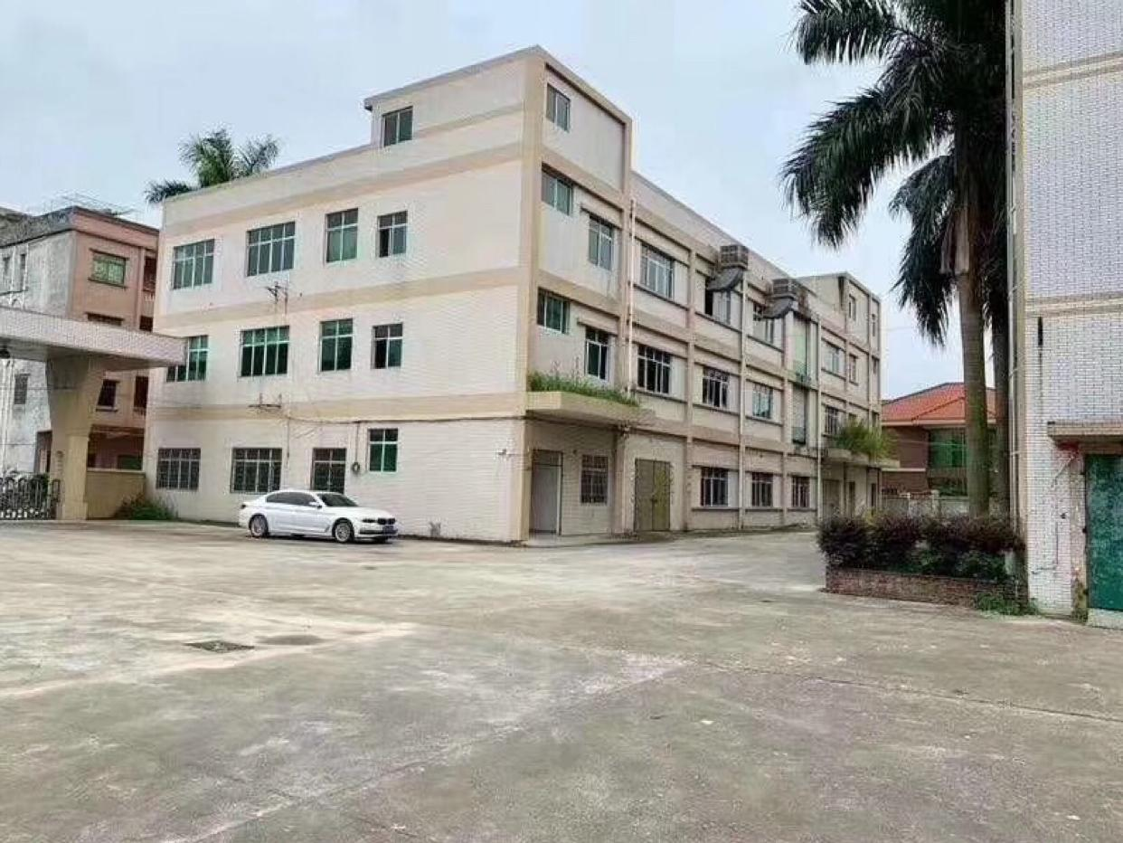 博罗县龙溪镇不动产权证厂房出售