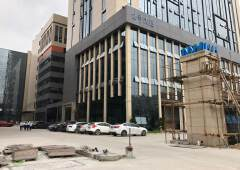 惠阳大亚湾独院大厦占地1.1万平建筑8.7万平写字楼出售