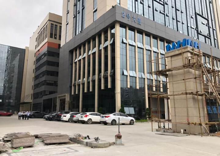 惠阳大亚湾独院大厦占地1.1万平建筑8.7万平写字楼出售图片1