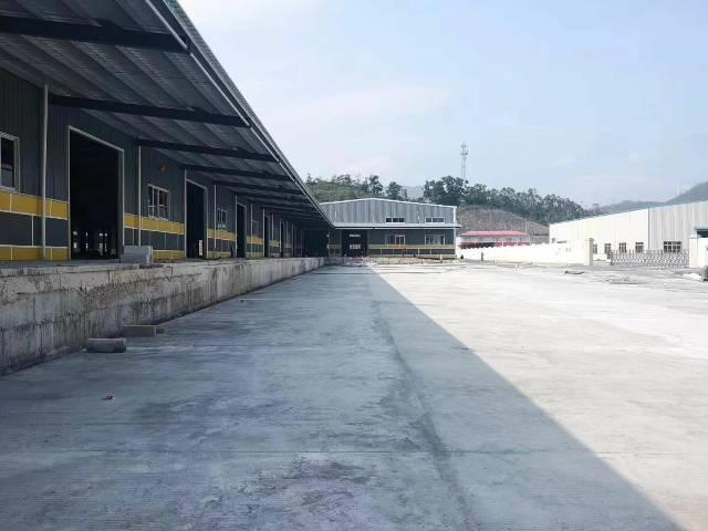 龙岗新出独院钢构厂房8900平高度9米低价出租-图4