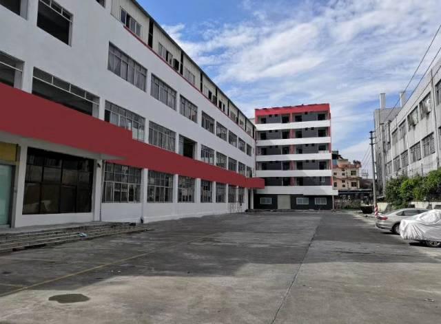 厚街新出独院标准厂房13500平方米招租