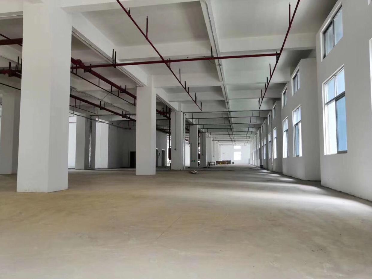 樟木头镇樟罗管理区2200平厂房,可分