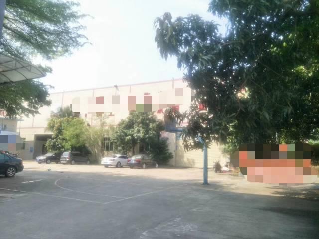 东莞高埗镇原房东仓库 占地60亩建筑面积约19800平方