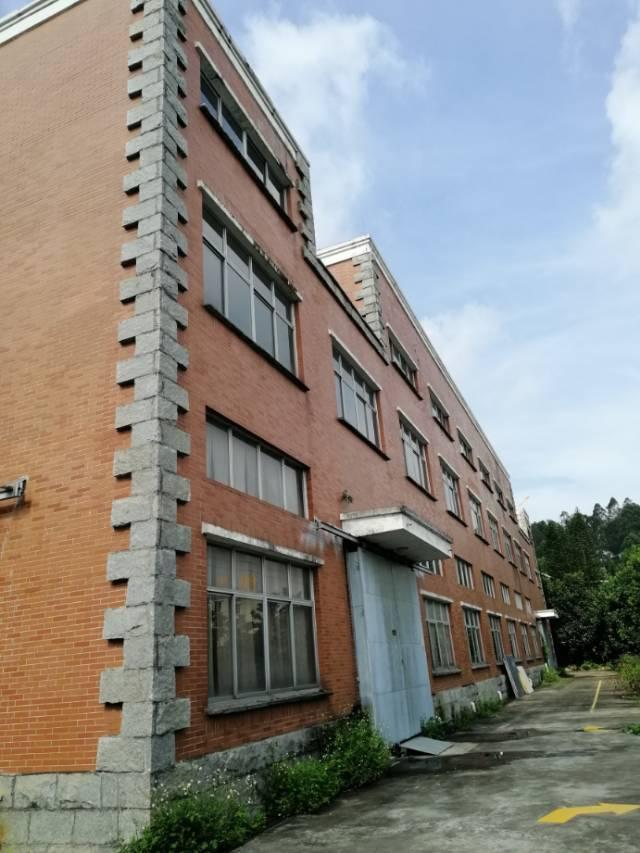 惠州市惠城区独院红本厂房7500平方岀售。。