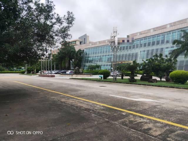 福永镇107旁边标准钢构5000招租可以分租