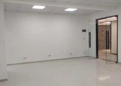 固戍精装修写字楼666㎡招租 交通便利靠地铁站