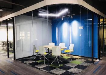 宝安固戍蜻蜓创客中心 精装办公室 186平米 高楼层区图片1