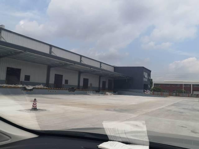 广州市从化区总面积47000平高台厂房