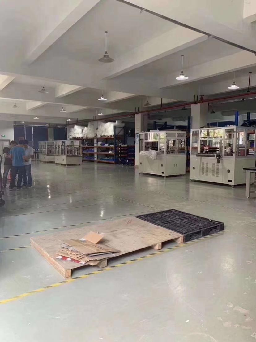 坑梓秀新新出厂房二楼1065平方出租地坪漆有现成办公