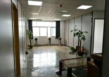 宝安区广兴源互联网产业基地写字楼 73m² 有卡座 拎包入住图片3