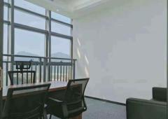 宝安龙光世纪大厦办公室租赁 1041m² 楼层高 精装