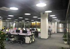 宝安区西乡广兴源互联网产业基地 113m²  小面积 采光好