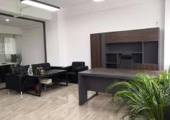 免中介带看正泰商业大厦 91m² 带装修办公室出租