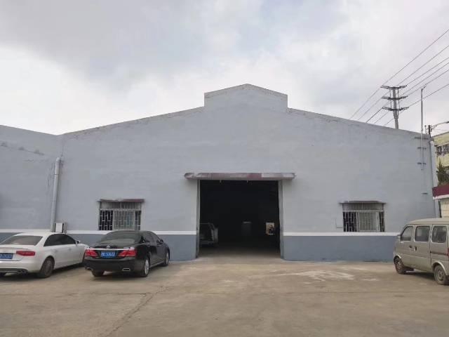 仲恺高新区滴水6米高钢构仓库