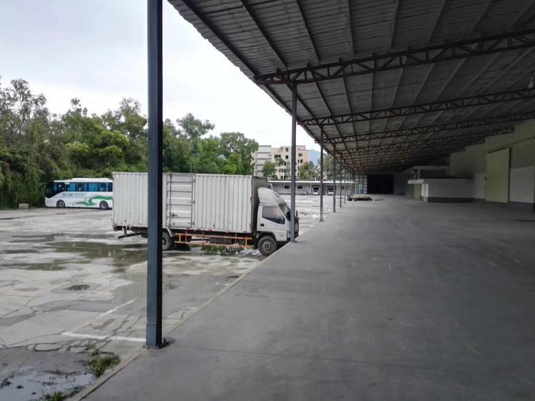 坪山物流仓库厂房出租,2万平米可以分租,空地大