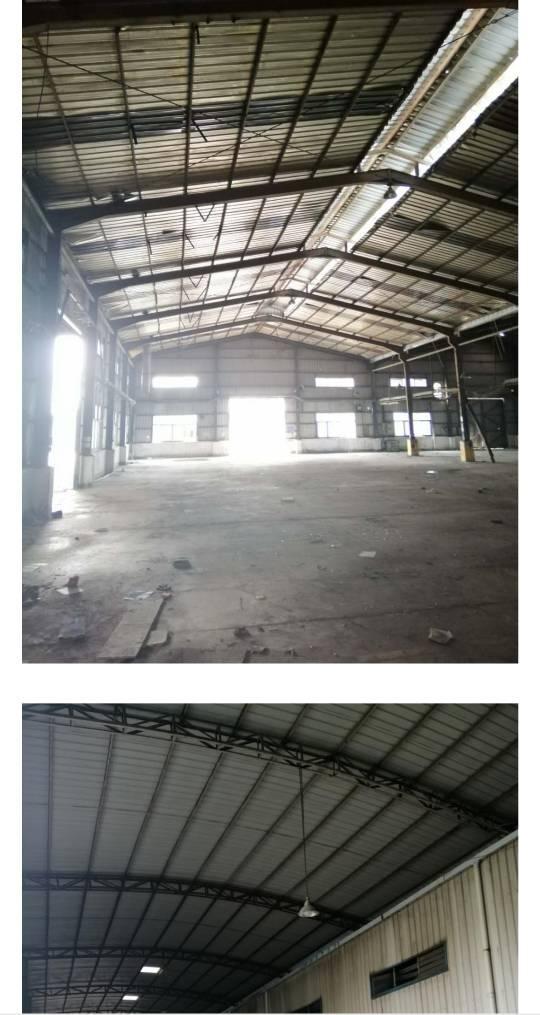 东坑镇中心1500平米钢结构厂房仓库出租