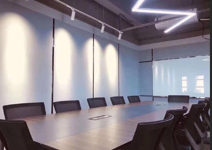 蜻蜓创客中心独栋写字楼出租 303m² 带隔间 可分租图片2