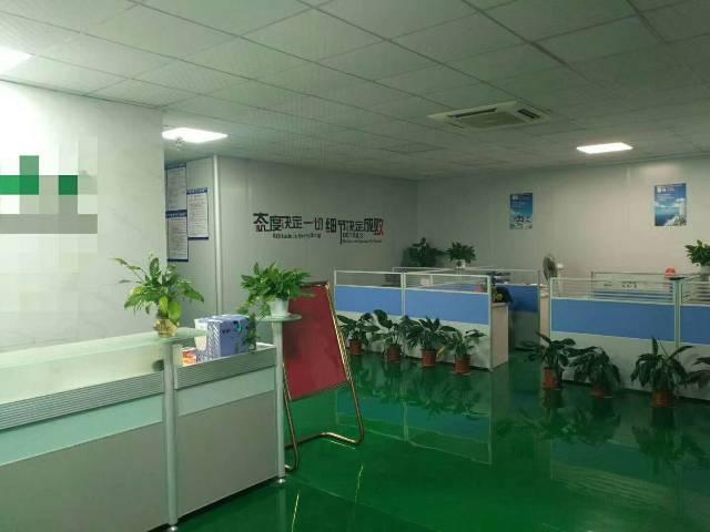 深圳市光明新区玉律大型园区现成贴片1200平米厂房出招租