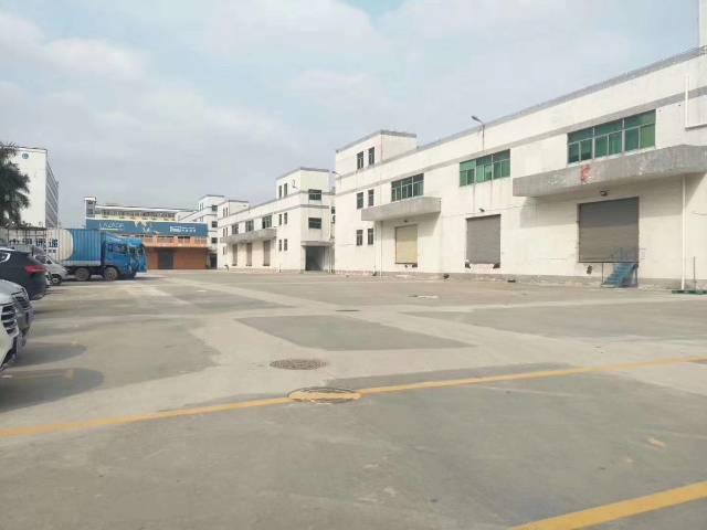 福永桥头地铁口原房东60000平物流仓库出租