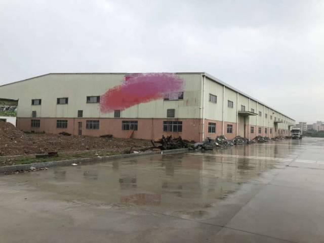 厚街涌口工业区钢结构厂房仓库可分租