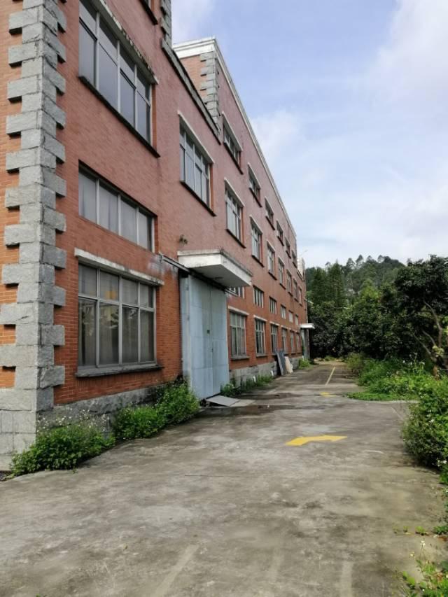 惠州市惠阳区独院红本厂房8500平云出售