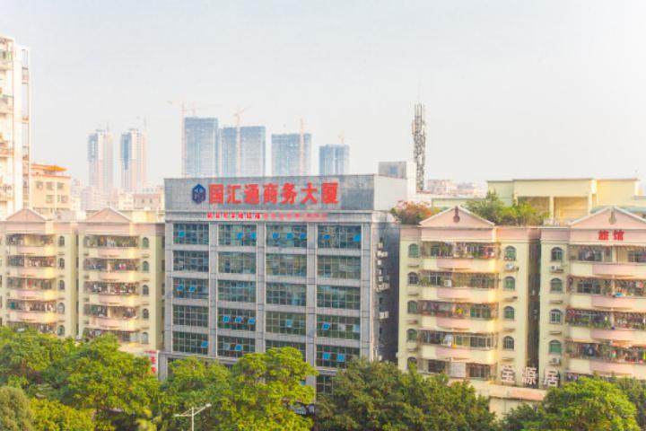 国汇通商务大厦图片1
