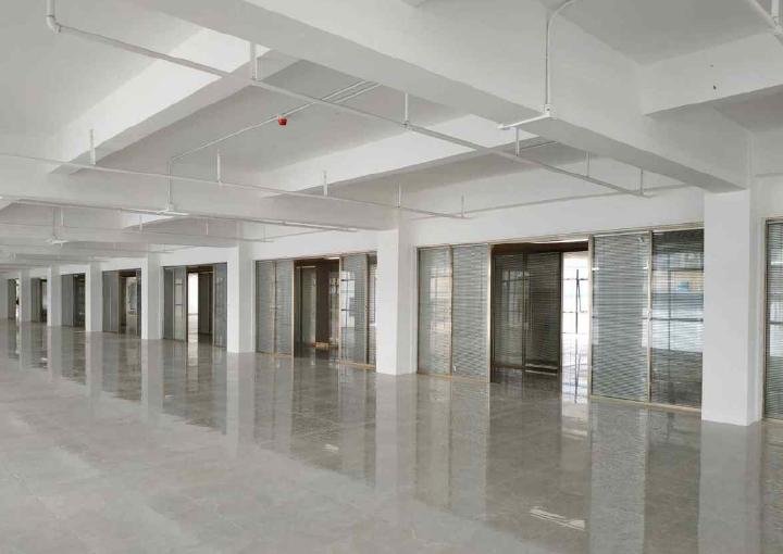 近地铁口 民俗文化产业园 125m² 靠窗方正图片2