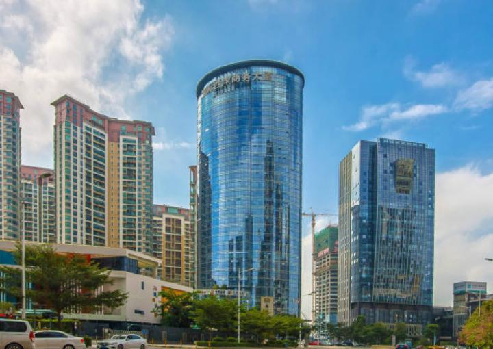 国际西岸商务大厦图片1