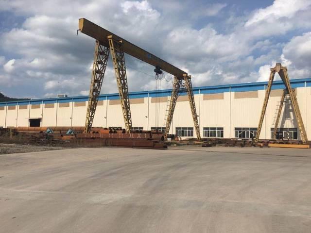 大亚湾新出独栋单一层12000平米12米高钢结构厂房出租