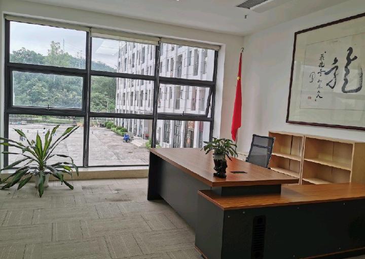 精装修小面积骏翔U8制造产业园 90m² 办公室图片1