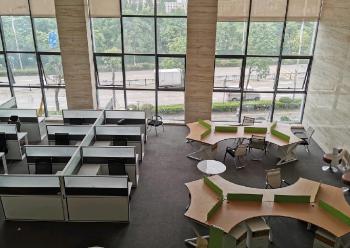 精装修小面积骏翔U8制造产业园 90m² 办公室图片2