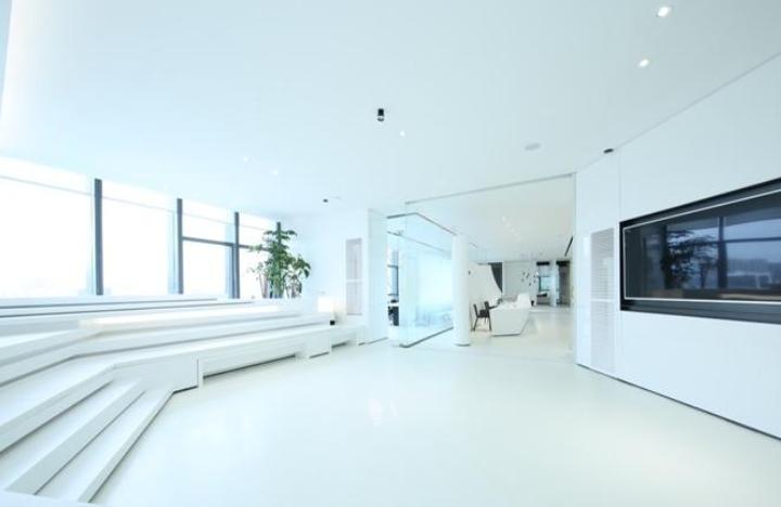 前海荟·大道国际全新写字楼 137m²  物业直售 配套齐全图片2