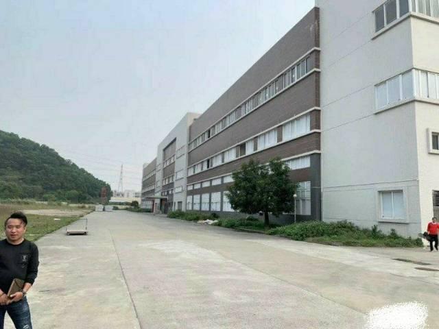 樟木头独门独院标准厂房27000平方厂房可分租