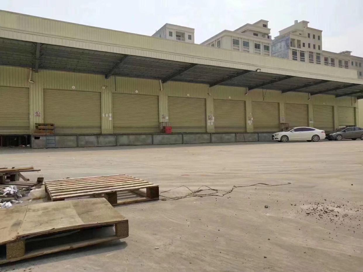 万江港口大道10000平米专业物流仓出租