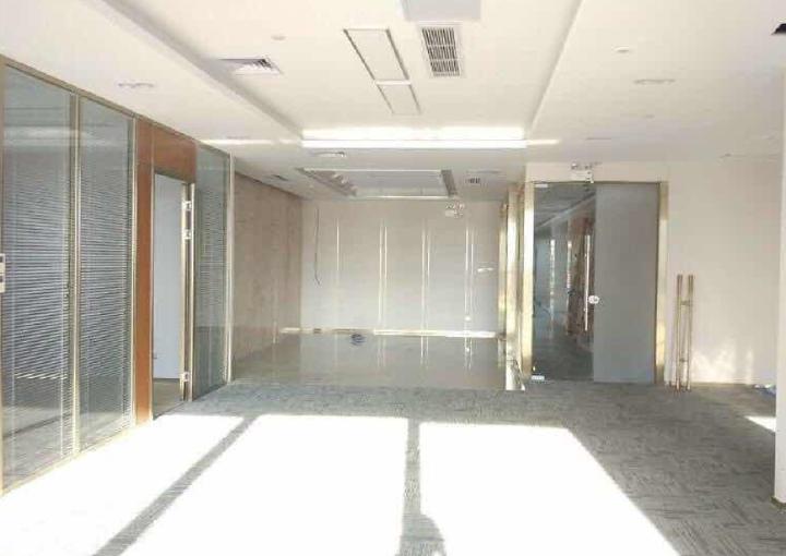 宝安商务示范区 132平米写字楼 业主直售 不限贷图片1