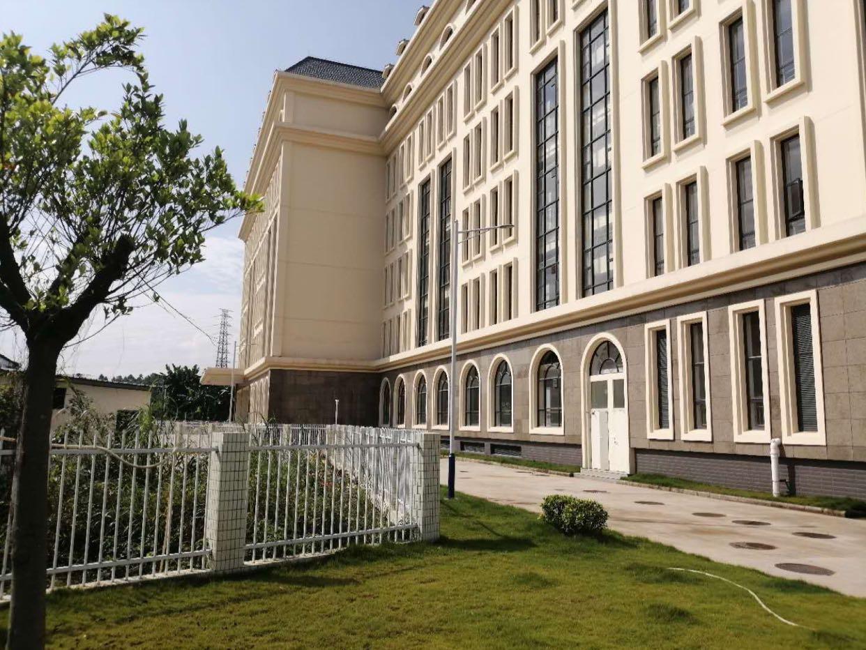 黄埔东区20000平花园欧式厂房招租可分租
