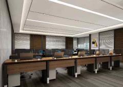 国际西岸商务大厦精装写字楼 212平米 拎包入住