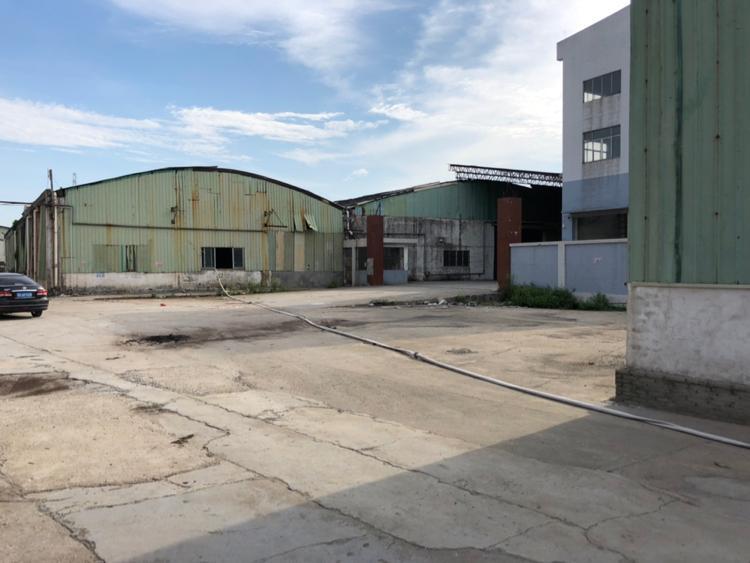 超大型仓库园区分租滴水12米消防齐全证件齐全。